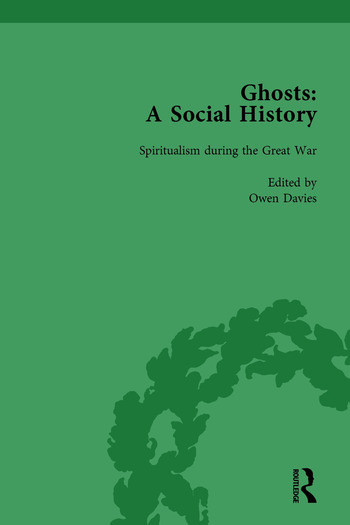 Ghosts: A Social History, vol 5 book cover