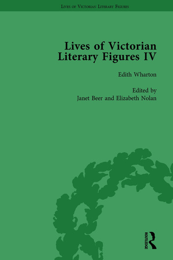Lives of Victorian Literary Figures, Part IV, Volume 3 Henry James, Edith Wharton and Oscar Wilde by their Contemporaries book cover