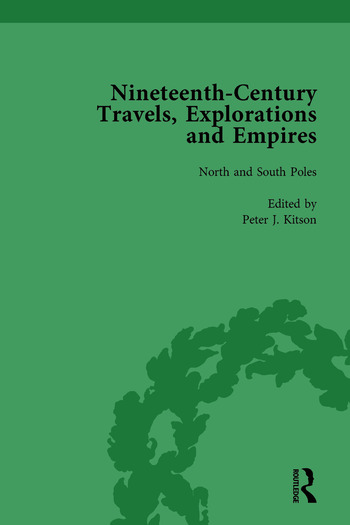 Nineteenth-Century Travels, Explorations and Empires, Part I Vol 1 Writings from the Era of Imperial Consolidation, 1835-1910 book cover