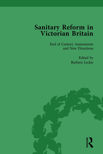 Sanitary Reform in Victorian Britain, Part II vol 6 book cover