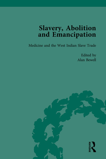 Slavery, Abolition and Emancipation Vol 7 Writings in the British Romantic Period book cover