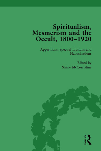 Spiritualism, Mesmerism and the Occult, 1800–1920 Vol 1 book cover