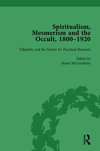Spiritualism, Mesmerism and the Occult, 1800–1920 Vol 4 book cover