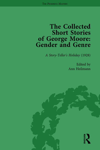 The Collected Short Stories of George Moore Vol 4 Gender and Genre book cover