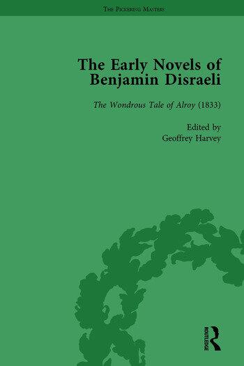 The Early Novels of Benjamin Disraeli Vol 4 book cover
