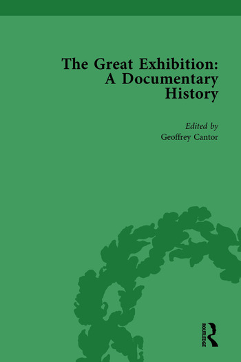 The Great Exhibition Vol 4 A Documentary History book cover