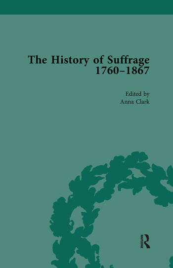 The History of Suffrage, 1760-1867 Vol 2 book cover