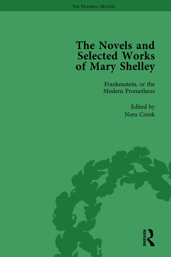 The Novels and Selected Works of Mary Shelley Vol 1 book cover