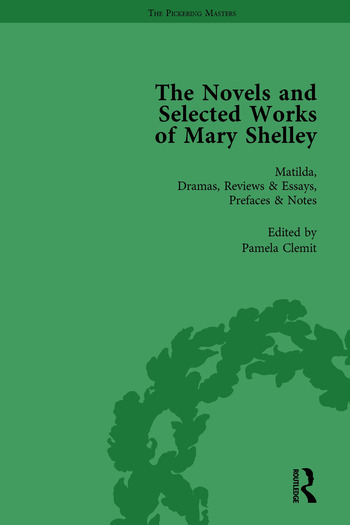 The Novels and Selected Works of Mary Shelley Vol 2 book cover