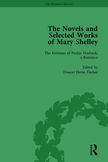 The Novels and Selected Works of Mary Shelley Vol 5 book cover