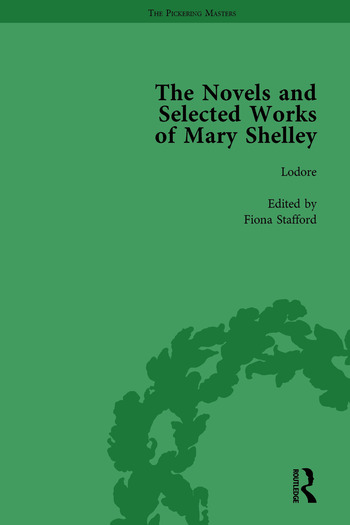 The Novels and Selected Works of Mary Shelley Vol 6 book cover