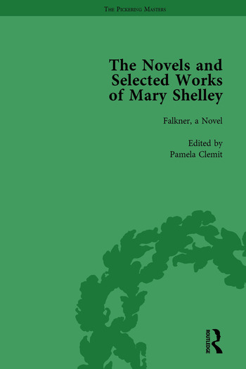 The Novels and Selected Works of Mary Shelley Vol 7 book cover