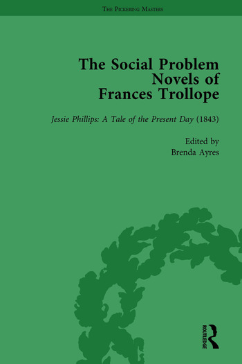 The Social Problem Novels of Frances Trollope Vol 4 book cover