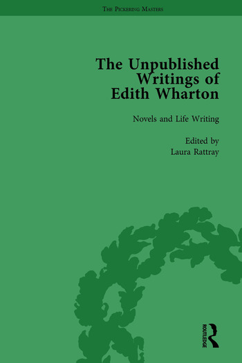 The Unpublished Writings of Edith Wharton Vol 2 book cover