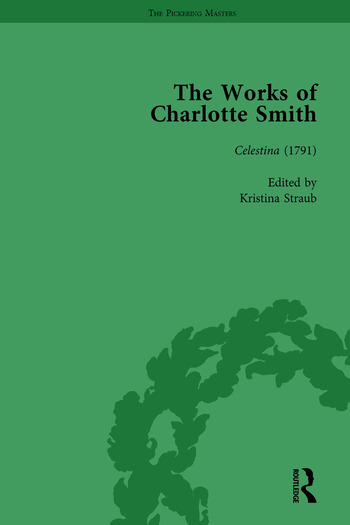 The Works of Charlotte Smith, Part I Vol 4 book cover