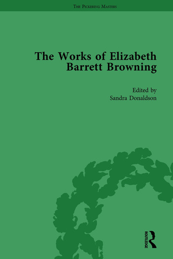 The Works of Elizabeth Barrett Browning Vol 3 book cover