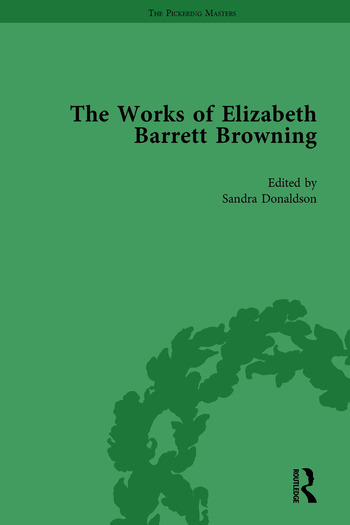 The Works of Elizabeth Barrett Browning Vol 4 book cover