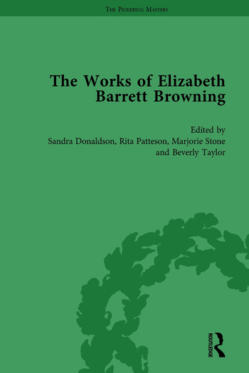 The Works of Elizabeth Barrett Browning Vol 5 book cover