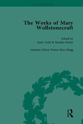 The Works of Mary Wollstonecraft Vol 2 book cover