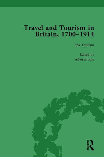 Travel and Tourism in Britain, 1700–1914 Vol 2 book cover