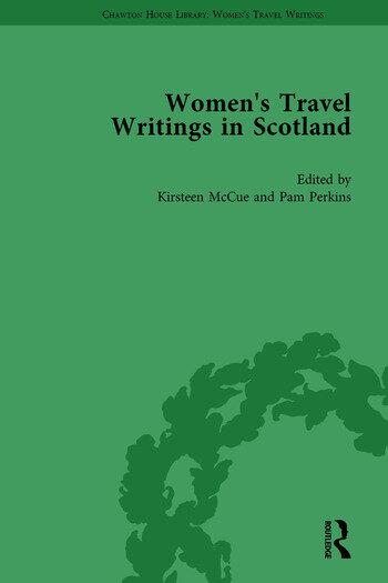 Women's Travel Writings in Scotland Volume III book cover
