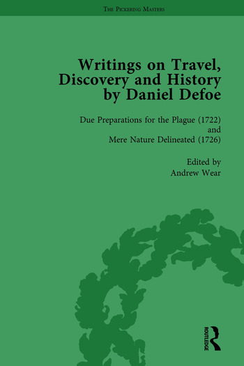 Writings on Travel, Discovery and History by Daniel Defoe, Part II vol 5 book cover