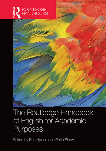 The Routledge Handbook of English for Academic Purposes book cover