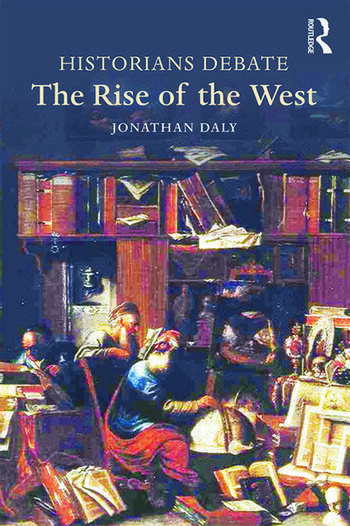 Historians Debate the Rise of the West book cover