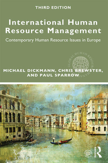International Human Resource Management Contemporary HR Issues in Europe book cover
