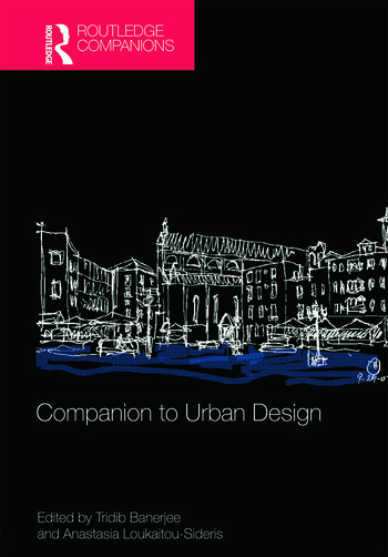 Companion to Urban Design book cover