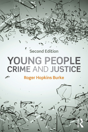 Young People, Crime and Justice book cover