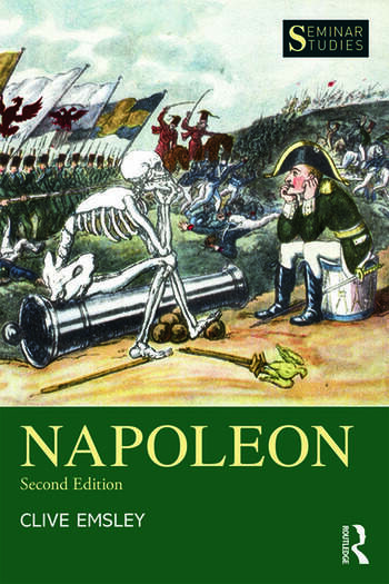 Napoleon Conquest, Reform and Reorganisation book cover