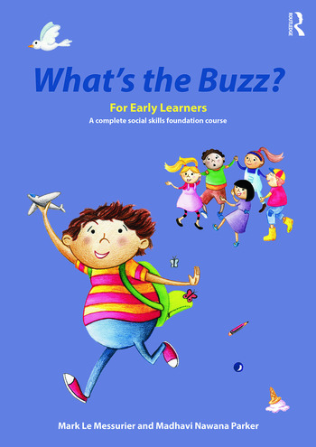 What's the Buzz? For Early Learners A complete social skills foundation course book cover