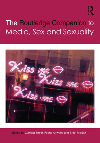 The Routledge Companion to Media, Sex and Sexuality book cover
