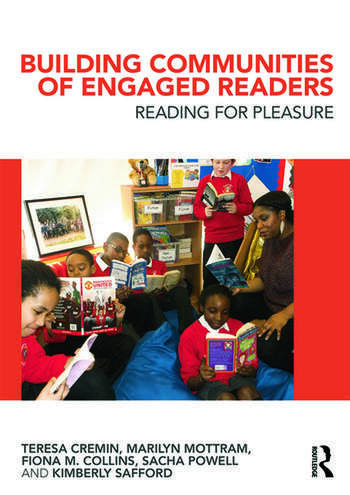 Building Communities of Engaged Readers Reading for pleasure book cover