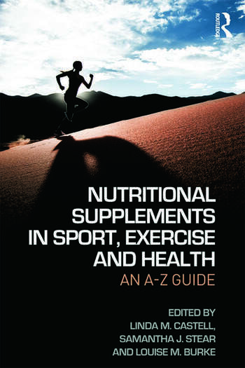 Nutritional Supplements in Sport, Exercise and Health An A-Z Guide book cover