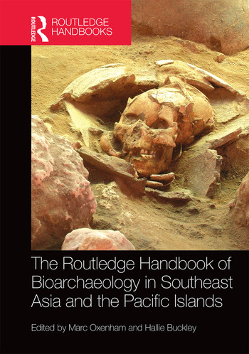 The Routledge Handbook of Bioarchaeology in Southeast Asia and the Pacific Islands book cover