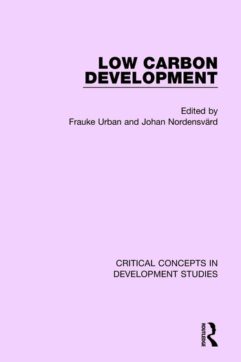 Low Carbon Development book cover