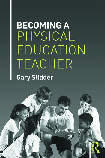 Becoming a Physical Education Teacher book cover