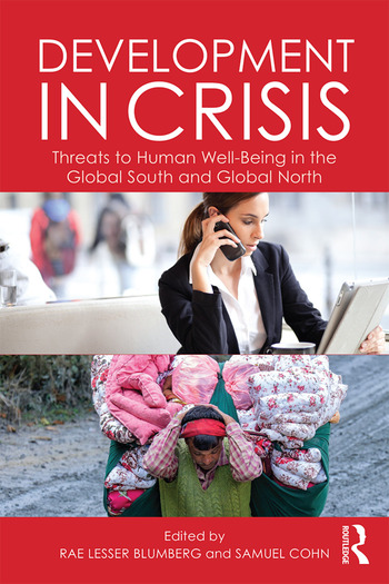 Development in Crisis Threats to human well-being in the Global South and Global North book cover