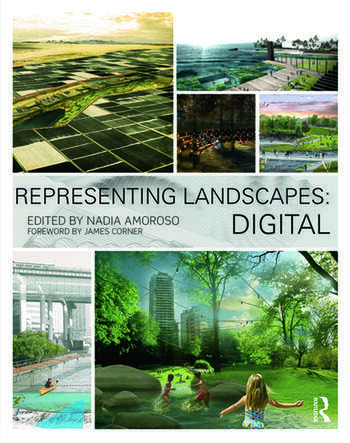 Representing Landscapes: Digital book cover