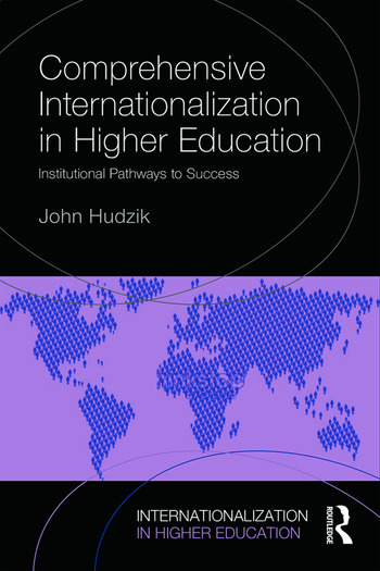 Comprehensive Internationalization Institutional pathways to success book cover