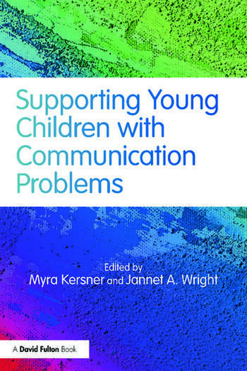 Supporting Young Children with Communication Problems book cover