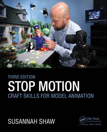 Stop Motion: Craft Skills for Model Animation book cover