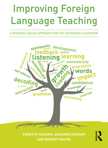 Improving Foreign Language Teaching Towards a research-based curriculum and pedagogy book cover