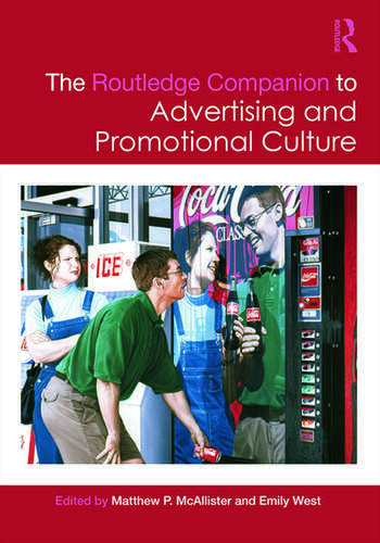 The Routledge Companion to Advertising and Promotional Culture book cover