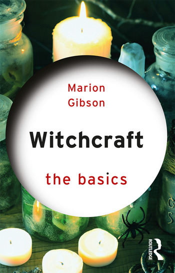 Witchcraft: The Basics book cover