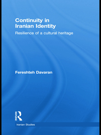 Continuity in Iranian Identity Resilience of a Cultural Heritage book cover