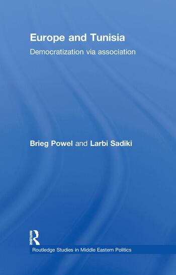 Europe and Tunisia Democratization via Association book cover