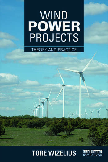 Wind Power Projects Theory and Practice book cover